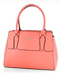 Daphne Women's Handbag (Peach)