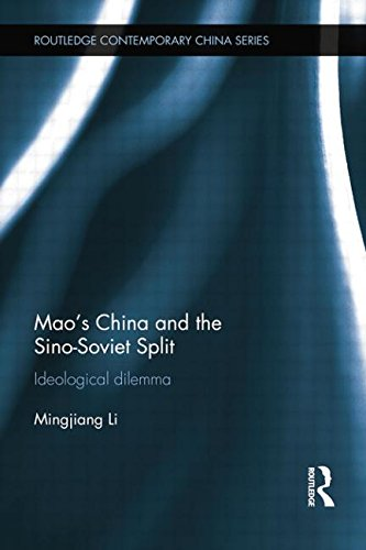 Mao's China and the Sino-Soviet Split: Ideological Dilemma (Routledge Contemporary China) (Split From Earth compare prices)