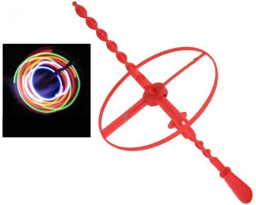 Toysmith UFO Spinner Toy - 1