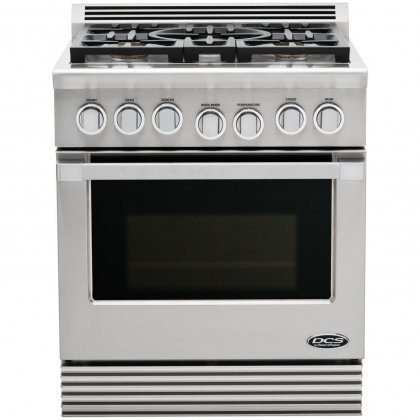 Dcs Rgu-305-L Range 30, 5 Burner, Lp Gas