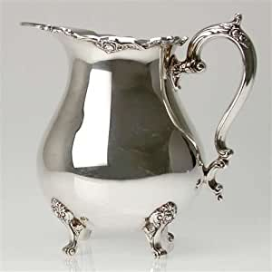 Royal Rose by Wallace, Silverplate Water Pitcher