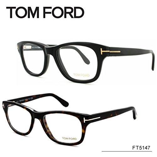 トムフォード メガネ TOM FORD Eyeglasses メガネ 伊達メガネ [FT5147] 052:Havana  [並行輸入品]