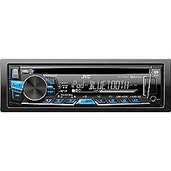 See JVC KDR860BT Bluetooth CD/USB Receiver Details