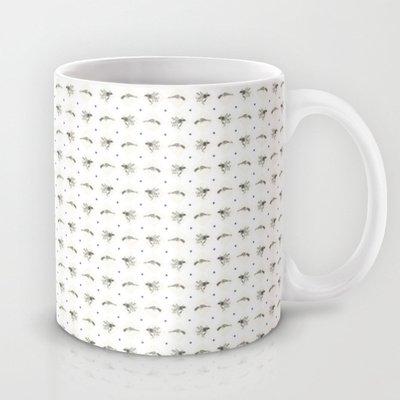Society6 - Guns For Roses Coffee Mug By Nameless Shame