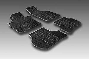Gummimatten für Citroen C5 ab 4/2008 bis heute