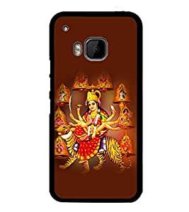 printtech Shera Wali Mata Goddess Back Case Cover for HTC One M9::HTC M9