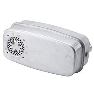 Briggs & Stratton 498984S Super Lo-Tone Muffler For 8 and 11 HP Horizontal Engines and 18 HP Opposed Twin Horizontal Engines by Magneto Power