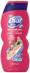 Dial Kids Body Wash Berry Cool 12 Ounce
