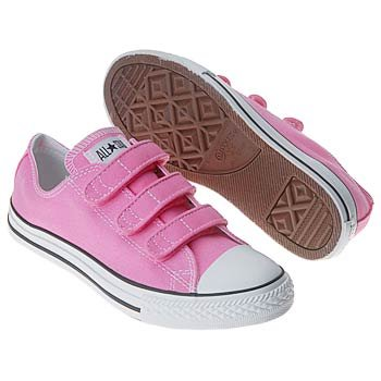 girls converse shoes with velcro