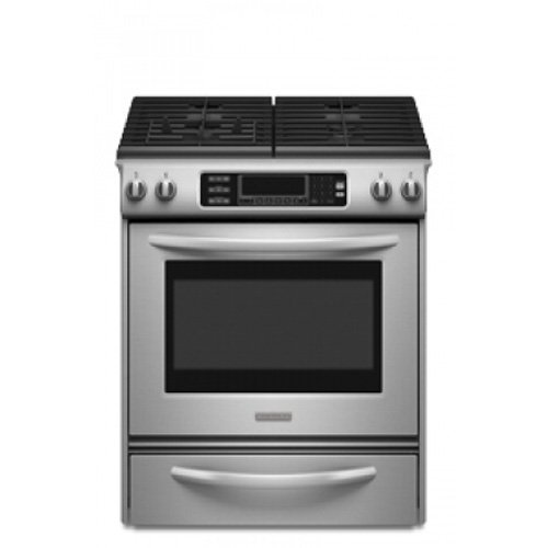 Consumer Reports Convection Ovens KitchenAid Architect Series II  KGSS907SS -> Kitchenaid Oven