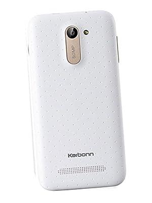 Karbonn Titanium Dazzle S201 (White)
