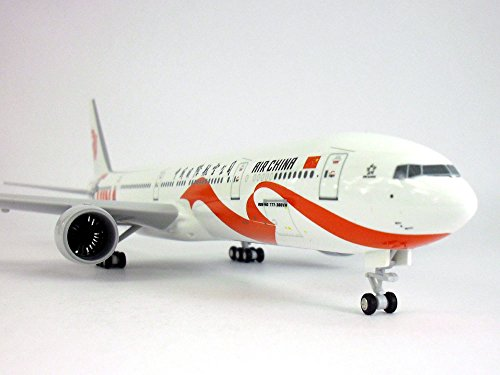 Boeing 777-300ER (777, 777-300) Air China 1/200 Scale Model (British Airways 777 Model compare prices)
