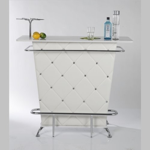 LOUNGE HOUSE BAR TABLE COUNTER minibar design furniture white from XTRADEFACTORY