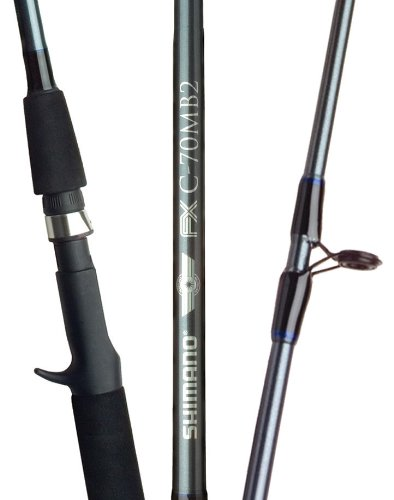 Shimano FXC 2 Piece Casting Rod
