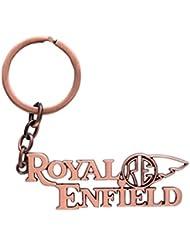 GCT Royal Enfield / Bullet / Electra / Classic / Thunderbird Metal Keychain / Keyring / Key Ring / Key Chain (...