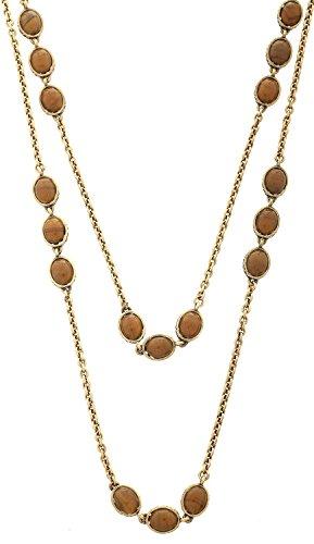 Fossil collana da donna in metallo ottone JA5310716