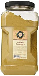 Spice Appeal Curry Powder, 80-Ounce Jar