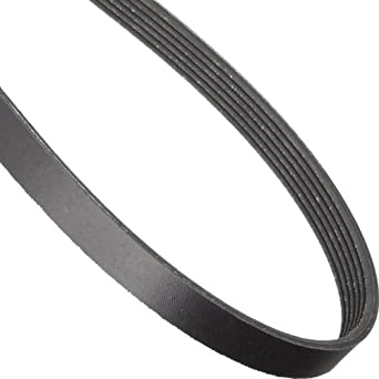 "Continental ContiTech 975L6 Poly-V Belt, 6 Ribs, 0.38"" Height, 0.185"" V-Width, 97.5"" Nominal Outside Length"