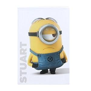 Minion Stuart Minions Hardcover Memo Pad