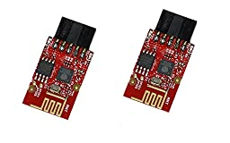 2 PACK MOD-WIFI-ESP8266 ESP8266 Xtensa LX106 internet of things module for olimex UEXT port