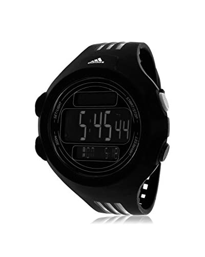 Adidas Unisex ADP6080 Digital Black Watch with Polyurethane Band