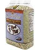 Bob's Red Mill Gluten Free Extra Thick Rolled Oats, 32 Ounce (Pack of 4)