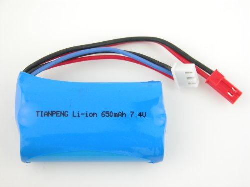 Replacement 74V Li-ion Battery For New Double Horse 9100 Hover 3-Channel Sports R C Helicopter 9100-23