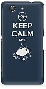 Sony Z3 Mini Back Cover by Vcrome,Premium Quality Designer Printed Lightweight Slim Fit Matte Finish Hard Case Back Cover for Sony Z3 Mini