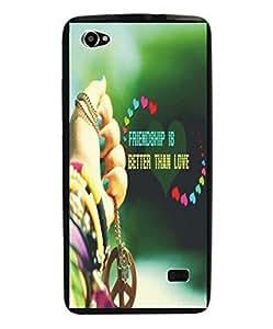 Techno Gadgets back Cover for Intex Aqua Trend