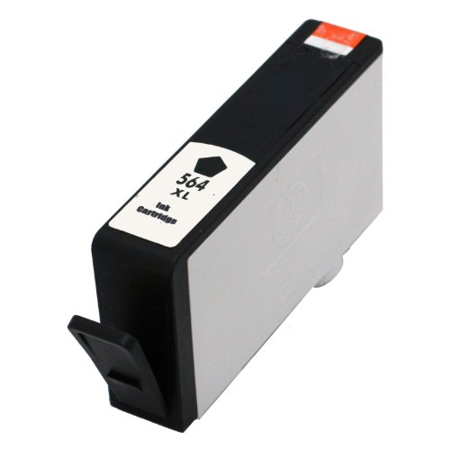 E-Z Ink Remanufactured Ink Cartridge Replacement For New Generation Hp 564Xl Cn684Wn (1 Black)