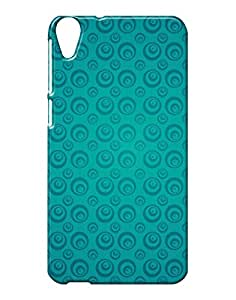 Pickpattern Back Cover for HTC 820