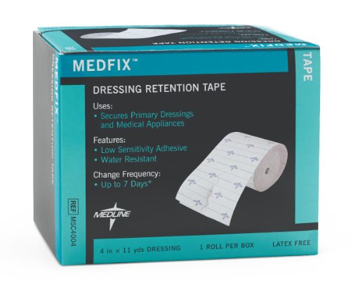 "Medline Industries MSC4002 MedFix Retention Dressing Tapes, 2"" x 11 yd"