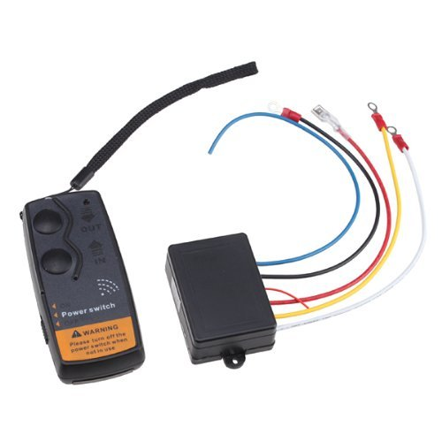 12V Electric Winch Wireless Remote Control Switch For Jeep Atv Suv Utv