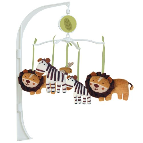 Summer Infant Mobile, Jungle Buddies - 1