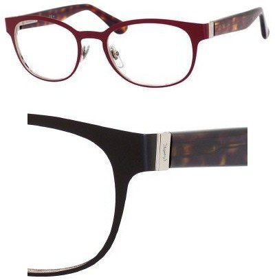 Yves Saint Laurent Eyeglasses Yves Saint Laurent 2356 07H5 Brown Gold / Dark Havana