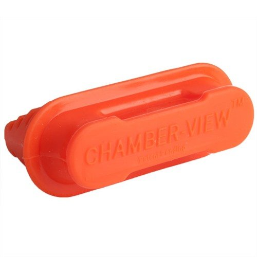 Discover Bargain Chamber-View CV-001 0.410-12 Gauge Shotgun Empty Chamber Indicator (ECI), Orange