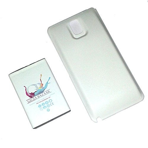 Gioiabazar-6500mAh-Extended-Battery(With-Cover-Case-for-Samsung-Galaxy-Note3)