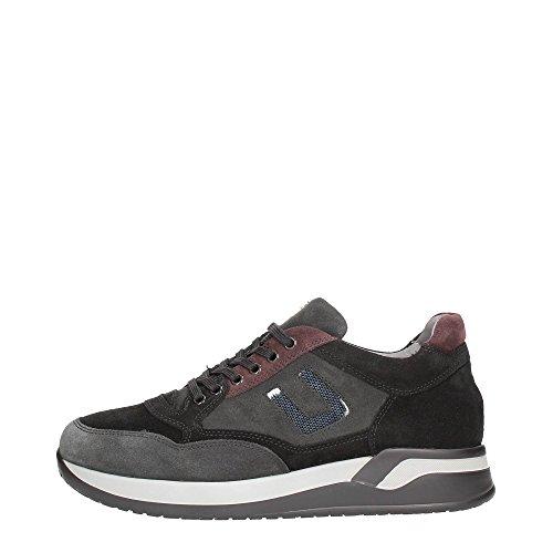 4US CESARE PACIOTTI MMDU4T Sneakers Uomo Crosta Nero Nero 39