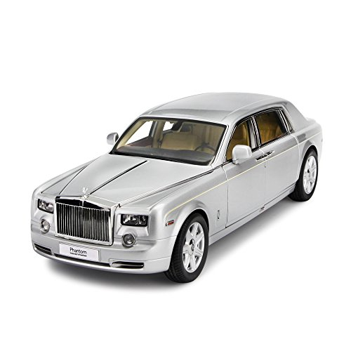 kyosho-8841s-vehicule-miniature-modele-a-lechelle-rolls-royce-phantom-lwb-echelle-1-18
