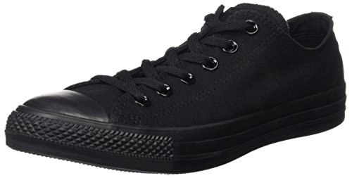 converse-chuck-taylor-all-star-mono-ox-baskets-mode-mixte-adulte-noir-noir-mono-37-eu-uk-45-