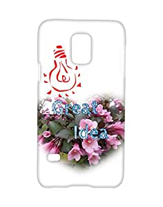 Mobifry Back Case Cover For Samsung Galaxy S5 Mini G800H