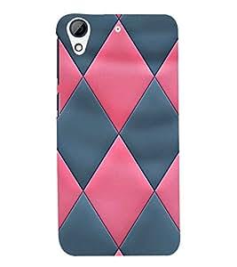 Fuson Pattern Case Cover for HTC Desire728