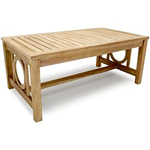 Strathwood Signature Tavolara Teak Coffee Table