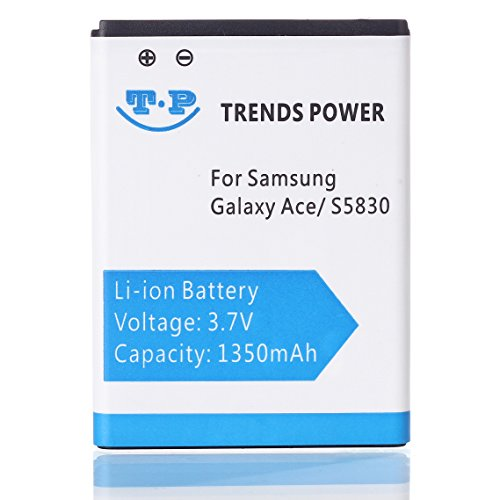 Trends Power 1350mAh Battery (For Samsung ACE S5830)
