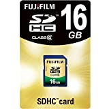 富士フイルム SDHC-016G-C6 SDHCメモリーカード 16GB Class6