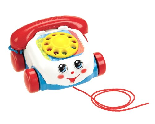 Fisher-Price Toddlerz Chatter Telephone