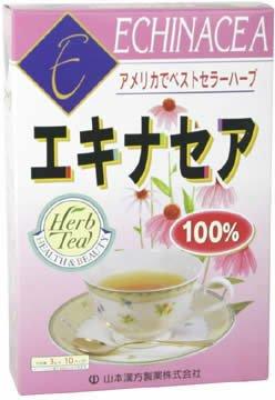 山本漢方製薬 エキナセア茶100  0X10H