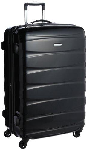 [サムソナイト] SAMSONITE Oval / オーバル スピナー 79 (79cm/97L-112L/5.0Kg)(スーツケース・キャリーケース・エキスパンダブル・TSAロック装備・軽量・大容量・ファスナー・保証付) R06*18003 18 (チャコール)