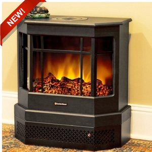 Electric Stove Shop Comfort Smart Black Freestanding