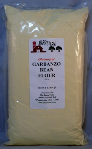 Garbanzo Bean Flour, 1 lb.